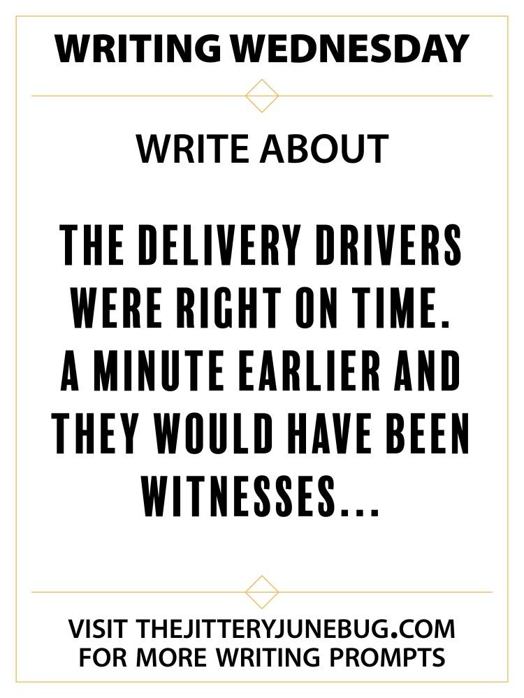 Writing Wednesday 03