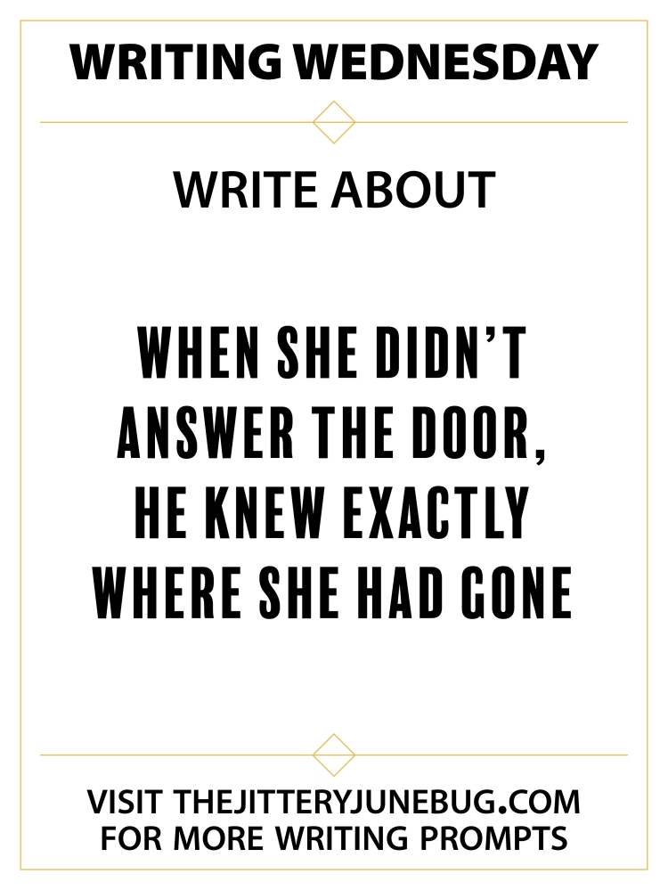 Writing Wednesday 09